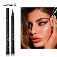 Beauty Black Liquid Eyeliner Pencil Cosmeticos Waterproof Long-lasting Eye Makeup Quick Dry without Fading Eyeliner Pen