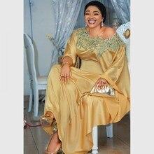Kadınlar için afrika elbiseler Dashiki uzun Maxi elbise 2020 yaz artı boyutu elbise bayanlar geleneksel afrika giyim peri elbise