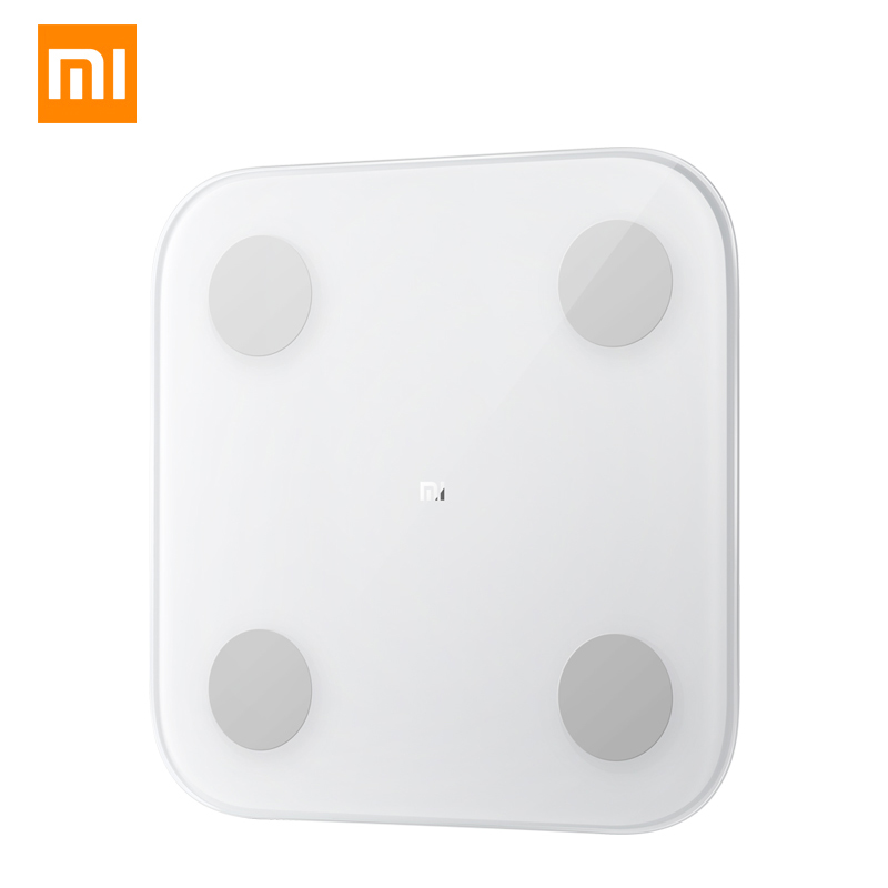 Умные весы Xiaomi Mi Body Composition on AliExpress