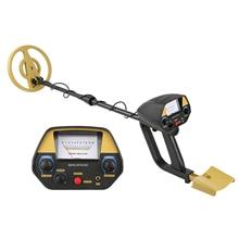 Handheld QC1039 Underground Metal Detector High Sensitivity Accuracy Metal Detecting Tool Underground Gold Metal Finder