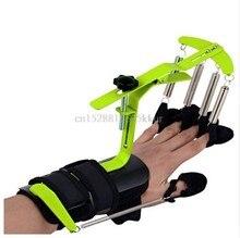Mão postura corrector fisioterapia reabilitação treinamento dinâmico pulso dedo ortose para apoplexia hemiplegia tendão reparação