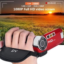 270 Degree Rotation Digital Video Camcorder Digital Camera Original Camera Optical 2.7 inch COMS 16MP Full HD DV Camera