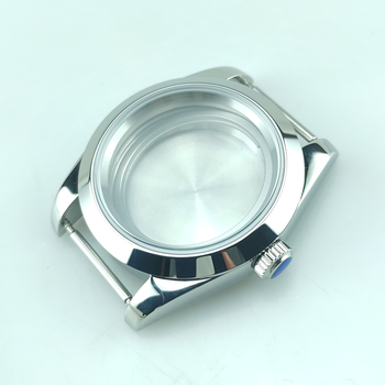 10Bar 330feet 100m(10ATM) Water-resistant 39mm AirKing Style Watch Case Mod Fit ETA2836 Miyota8215 Seagull2836 Mov't
