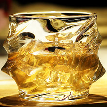 Big Whisky Wine Glass Lead-free Crystal Cups High Capacity Beer