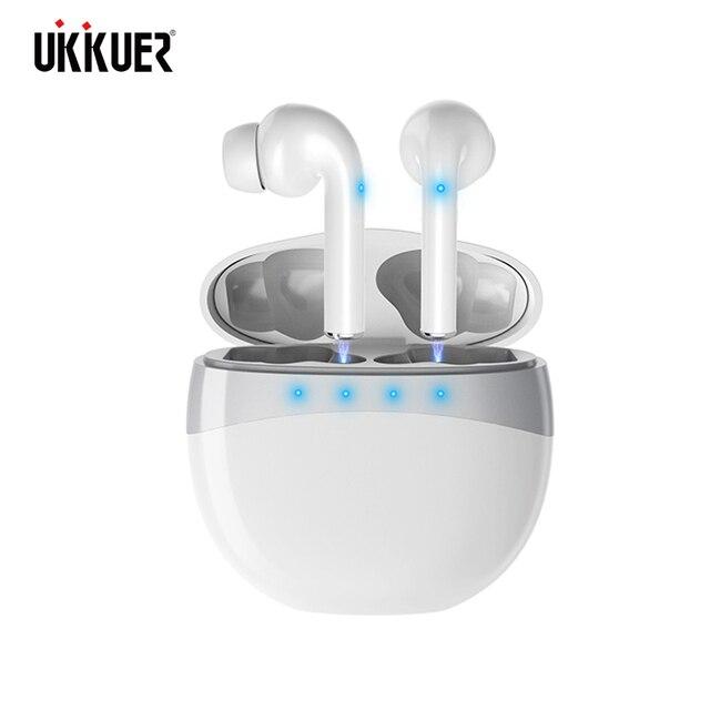 מרוצף עיצוב Bluetooth 5.0 אוזניות סטריאו אלחוטי מגע בקרת אוזניות אוזניות עבור Huawei Iphone Xiaomi נייד