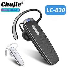LC-B30 TWS Bluetooth Wireless Headphone Business Earphones Noise Reduction Music Earpiece