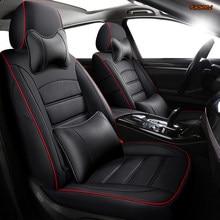 KAHOOL Personalizado Couro tampa de assento do carro Para ROEWE 550 350 360 750 950 W5 E50 E950 E550 RX5 i6 ei6 RX3 ei5 RX8 i5 tampa de assento carros