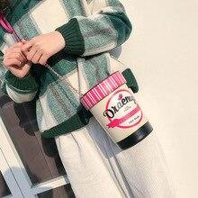 Shoulder Handbags Strawberry-Basket Purses Bucket Crossbody-Bag Small Casual Lovely-Design