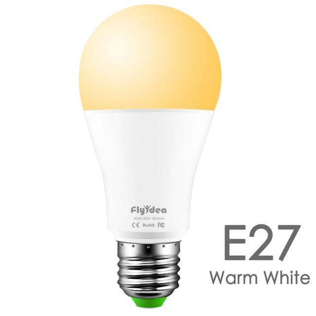 FlyIdea 15W E27 RGB/CW/WW
