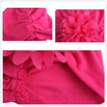 Hot Sale Soft Knot Flower Hat Bohemia Style Cap Accessories Decoration For Baby Children(China)