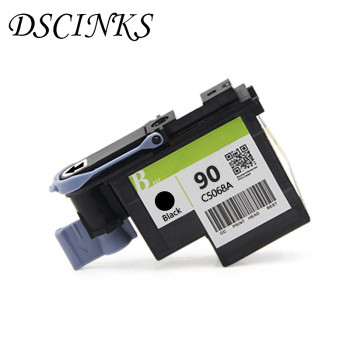 One pcs Free shipping 90 C5058A C5061A C5063A C5065A 90 printhead for HP Designjet 4000 4500 4020 4520 printher 90 head