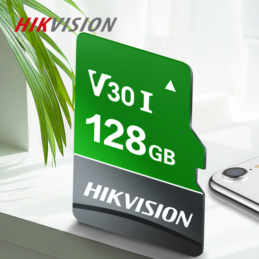 HIKVISION SD Card C1 128GB 32GB 64GB V30 Memory Card For IP Camera Surveillance Cartao De Memoria Mini TF Card