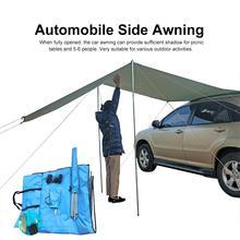 S M L тент водонепроницаемый тент Сверхлегкий тент навес солнцезащитный тент Открытый Кемпинг палатка для автомобиля SUV MPV грузовиков хетчбэ...