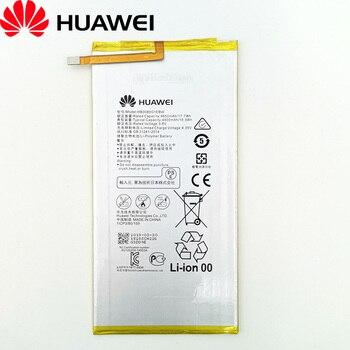 """Huawei המקורי 4800mA HB3080G1EBW Tablet סוללה עבור Huawei Honor S8 S8-701u כבוד S8-701W MediaPad M2 M1 8.0 """"HB3080G1EBC"""