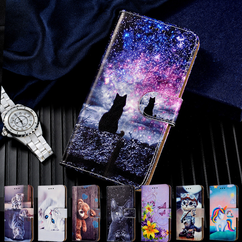 J1 J2 J3 J5 J7 A3 A5 2016 2017 PU <font><b>Leather</b></font> Phone Bags For Coque <font><b>Samsung</b></font> Galaxy J4 <font><b>J6</b></font> Plus A6 A7 A8 A9 2018 Flip Cover Wallet <font><b>Case</b></font> image