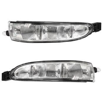 Car Rearview Mirror Door Turn Signal Light for Mercedes W164 ML350 ML500 GL320 GL450 ML320 ML63 1648200521 1648200621