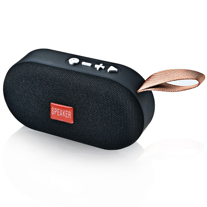 T7 Mini Speaker Bluetooth Potable Wireless Loudspeaker Sound System 3D Stereo Music Surround Outdoor Speaker Support FM TFCard