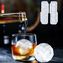 Tray Ball-Maker Whiskey Ice-Cube Kitchen-Tools Party-Bar Accessiories Round 1pcs Mould