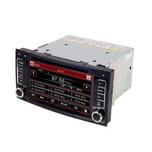 Image 5 - 2 din 7インチ車のdvd vwトゥアレグマルチバン (2002 2010) gps 3グラムbluetoothラジオrds usbステアリングホイールcanbus送料8グラムマップカメラ