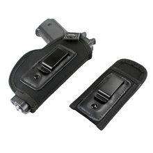 Tactical Concealed Carry Universal Neoprene IWB Holster with Extra Mag Holster for Right Hand