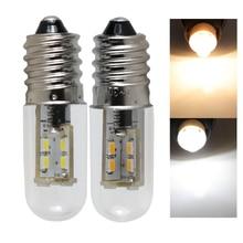 bombillas led e27 corn bulb 2W 12v 24v mini energy saving lamp Replace Halogen candle Fridge Refrigerator 12 24 v volt lighting