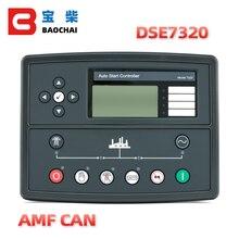 Generator Onderdelen Ats Controller Diepzee Genset Motor Deepsea Controller 7320 DSE7320