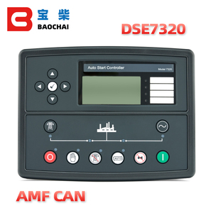 Image 1 - 발전기 예비 부품 ats 컨트롤러 심해 발전기 엔진 심해 컨트롤러 7320 DSE7320