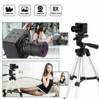 Цифровая видеокамера с автофокусом A10 Full HD 1080p 5 миллионов