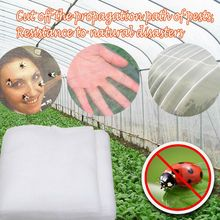 large garden crop plant protection net netting bird net pest insect animal vegetable care big mesh nets Large Garden Crop Plant Protection Net Netting Bird Pest Insect Animal Vegetable Fruit Protective Mesh