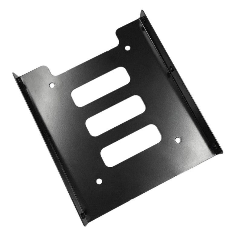 """Монтажный кронштейн Ingelon SSD 2,"""" адаптер для жесткого диска 2,5"""" до 3,"""" Внутренний держатель с кабелем Sata и отвертка для настольного компьютера"""