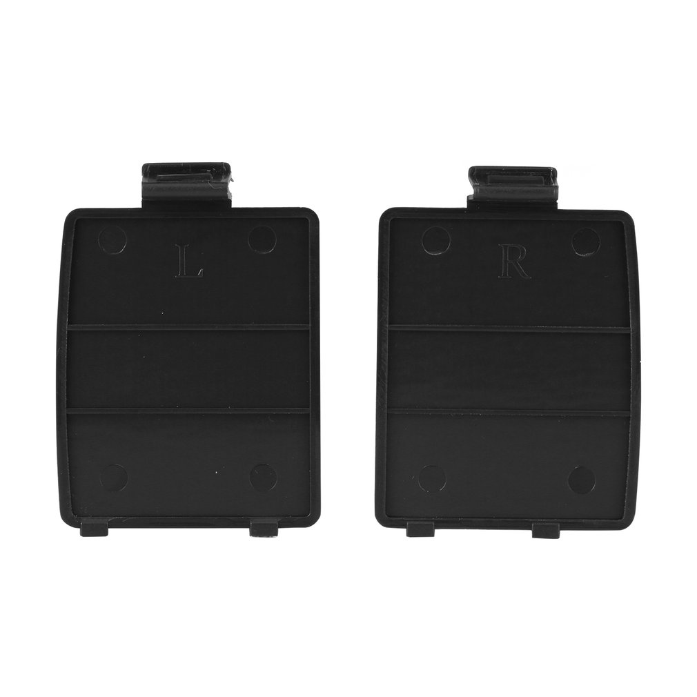1 Pair Replacement Battery Door Case Cover Lids For Sega Gamegear Console For SEGA GG