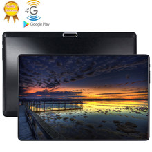 MTK6753 4G LTE 10.1 polegada Tablet PC Android 9.0 GB de RAM GB ROM 8 64 6 5.0MP Núcleos Octo Dual Câmeras 1280 800 IPS Telefone Pequeno laptop(China)