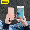 Портативное зарядное устройство Baseus  с двумя Usb-портами  8000 мАч  для iphone/xiaomi