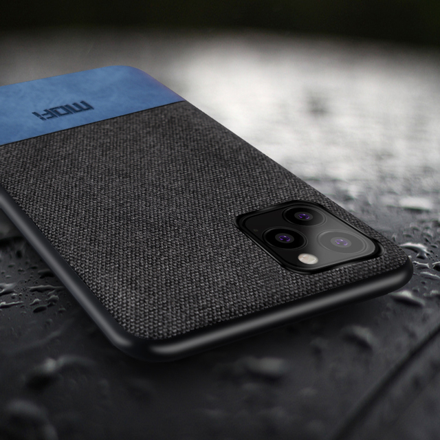 MOFi Fabric Case for iPhone 11/11 Pro/11 Pro Max 5