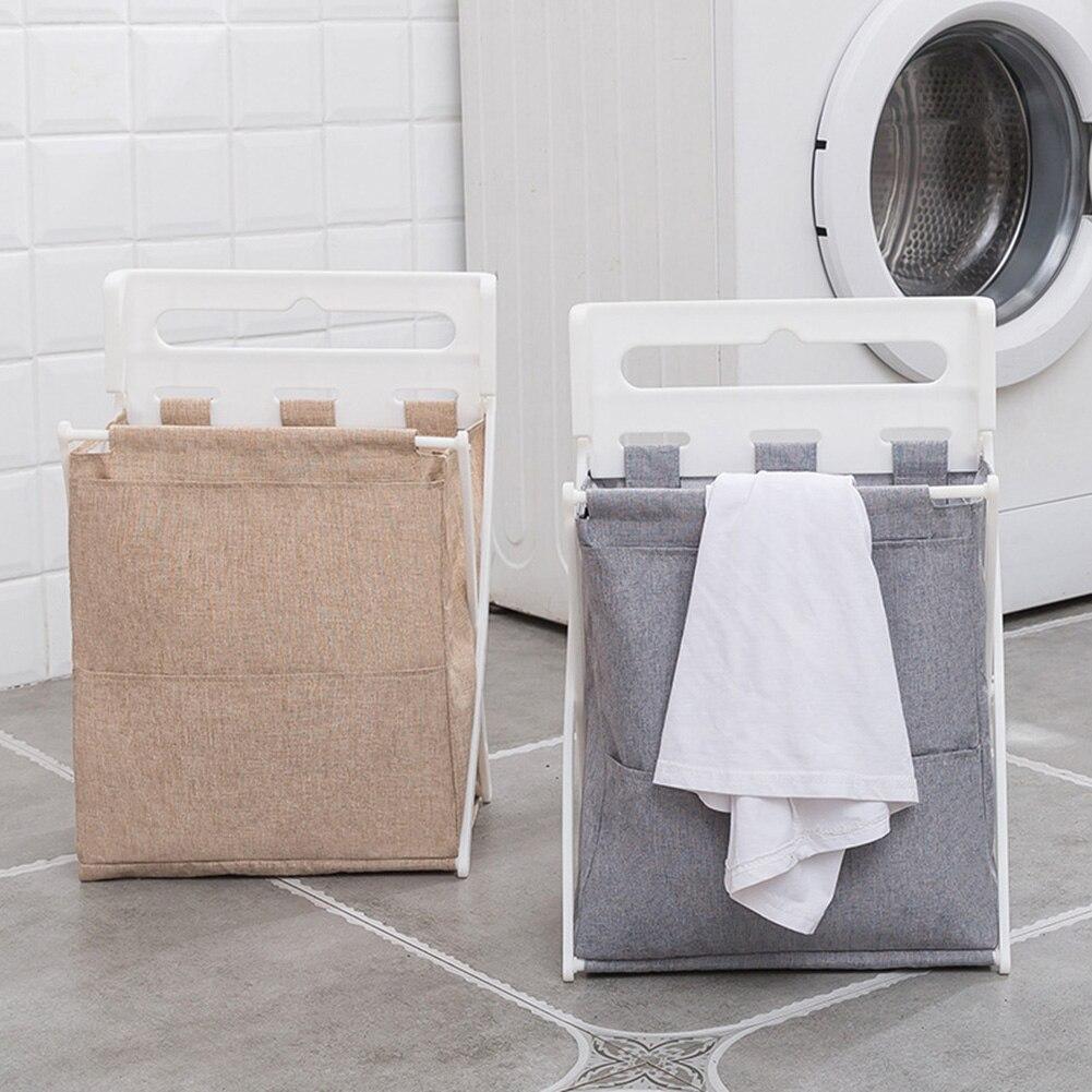 3-Бытовая настенная корзина для хранения белья для ванной, складная игрушка для одежды, органайзер для мелочей, складная сумка для стирки бел... смотреть на Алиэкспресс Иркутск в рублях