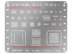 Multi BGA Stencil IP...