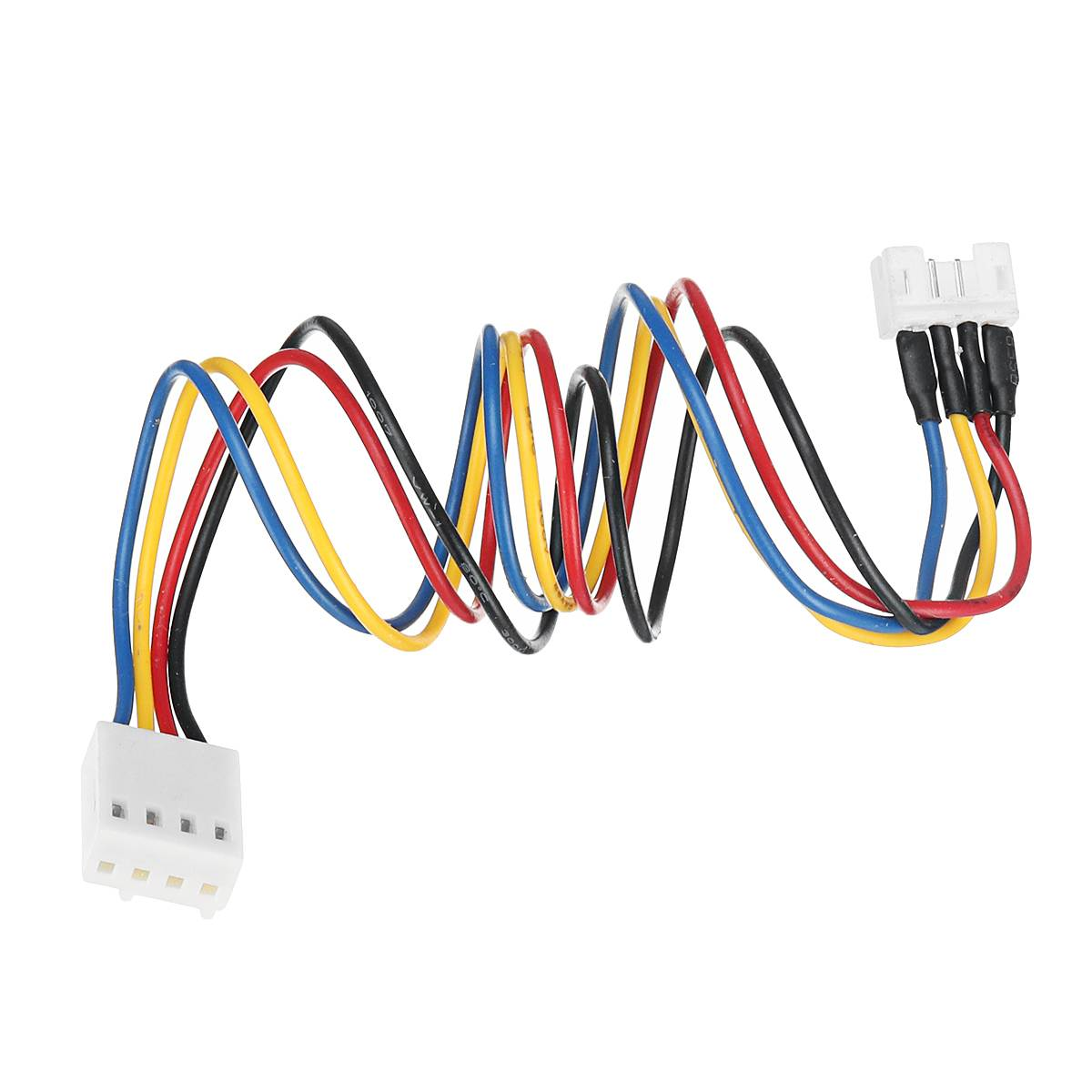 27CM Computer 4 pin PWM Fan Connector Female to 4 pin GPU Fan Connector Male|Connectors| |  - title=