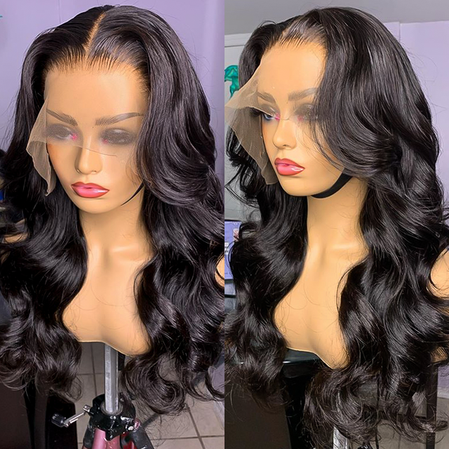Hd Lace Front Wig Human Hair 1