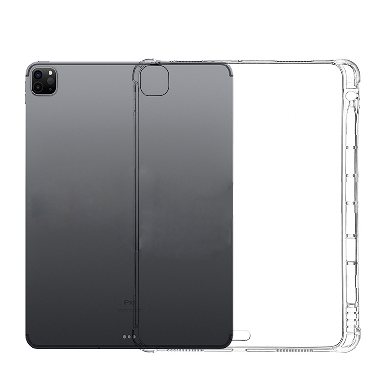 Holder 2021 2021 Pro A2461 Pro 11 12.9 A2031 Silicone iPad For Capa Pro For 2018 With Pencil A2459 A2379 iPad 11 2020 Case 12.9