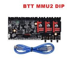 BIGTREETECH BTT MMU2 DIP Module Support TMC2208 UART TMC2209 Driver Multi Material Upgrade 2 DIP For MMU2S 3D Printer Parts