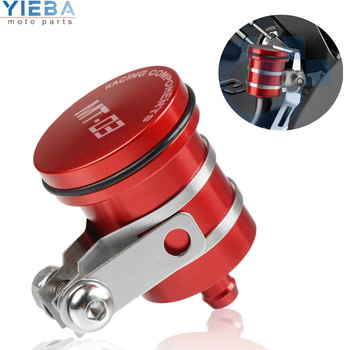 цена на For YAMAHA MT03 Mt-03 2020 2018 2006 2007 2008 2009-On Motorcycle Accessories Brake Reservoir Clutch Cylinder Tank Oil Fluid Cup