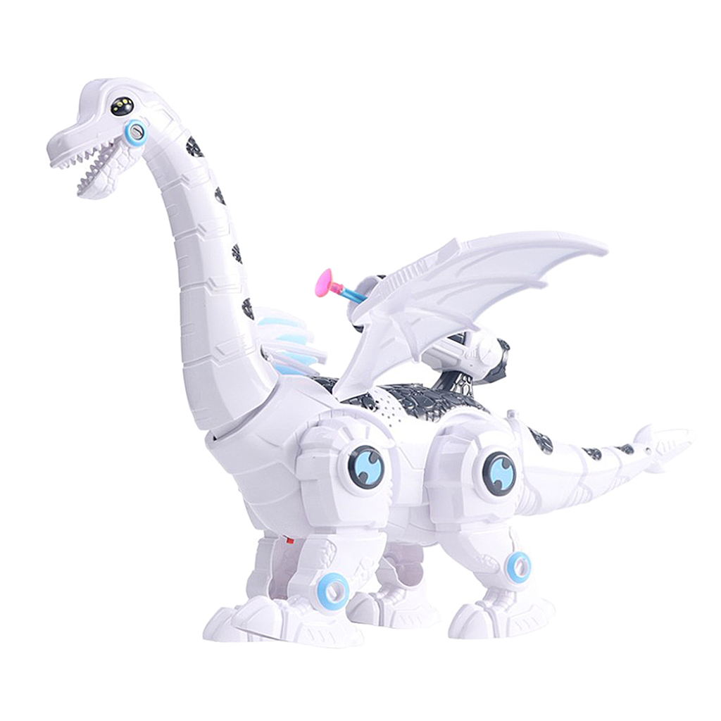 Electronic Walking Dinosaur Toy Children Animal Toys With Simulation Roaring, Music & Light, Laying Eggs ,Cool For Boys & Girls