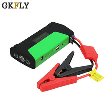GKFLY High Power Emergency Jump Starter 600A Multifunction Portable Power Bank 12V Car Battery Booster Starting Device Cables(China)
