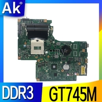 Original fit for Lenovo Z710 G710 laptop motherboard DUMBO2 REV2.1 PGA947 DDR3 GT745M mainboard 100% Fully tested|Placas-mães| |  -
