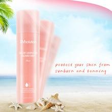 JM solution  Rose Flower Glow Luminous Lasting sunscreen Spray SPF50+/PA++++ 180ml  for dry skin все цены