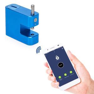 Image 2 - DAYTECH Smart Fingerabdruck schloss Türschloss Sicherheit Locker USB Aufladbare IP65 Wasserdichte Gepäck Fall Lock Anti Dieb