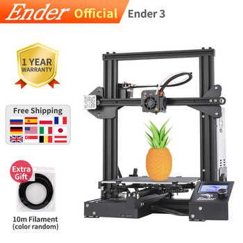 Ender-3 impresora 3D DIY Kit tamaño de impresión grande mini Ender 3/Ender-3X impresora 3D Creality 3D potencia de impresión
