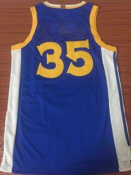 Dropshipping Mens Stephen Curry Jersey Kevin Durant baloncesto Jersey MAN Basket Uniforms Stitched Trikots Shirts Wholesale 5