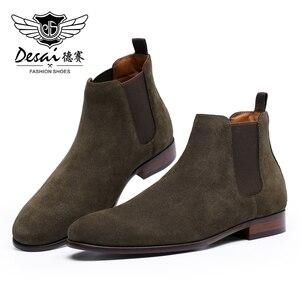 Image 1 - DESAI Sommer Luxus Italienisch Ankle Stiefel Schuhe Mit Passenden Taschen Frauen Designer
