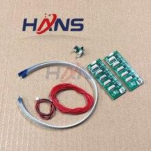 1 zestaw. Chip do dekodera do Epson Stylus Pro 7800 9800 7880 9880 4800 4880 drukarki płyta dekodera
